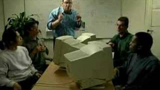 computer les in het west-vlaams