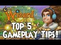 Wizard101 - Top 5 Gameplay Tips! (Updates)