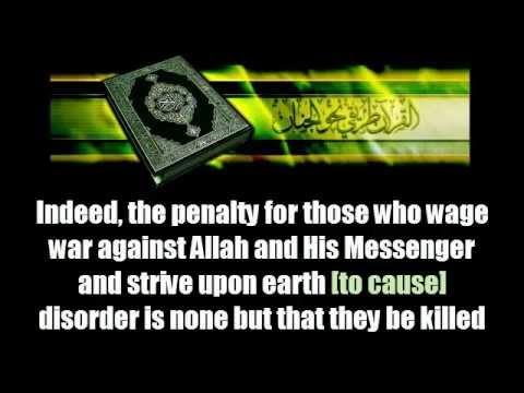 Surah 5 Al-Ma'idah (The Table Spread) FULL, Mishary Al-Afasy with English subtitles