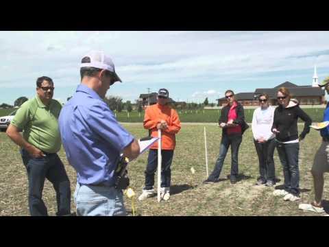 Seedling Success - Kevin Zaychuk - 2013 Farming Smarter Field School Module 3