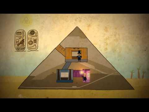 Vidéo Film du Louxor par Jul  voice over stephan kalb