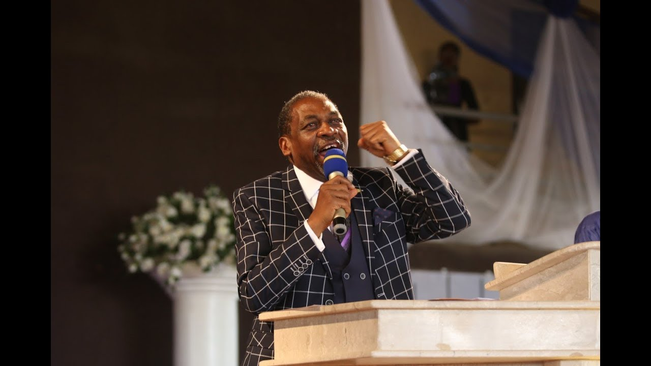 Download Gross Darkness Covers The Earth - Rev. Dr. PJA Olaiya