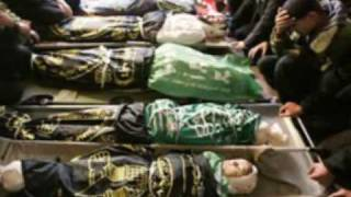 GAZA CHILDREN DYING