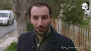 Επάγγελμα Κωμικός επ. 4: Γιώργος Χατζηπαύλου