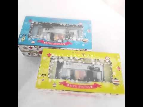 Tupperware® Chocolicious X'mas Gift Set 2014
