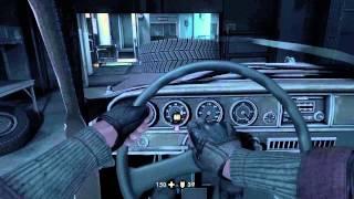 Wolfenstein driving