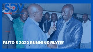 Boni Khalwale tells Ruto that his running mate should come from Western region in the 2022 elections