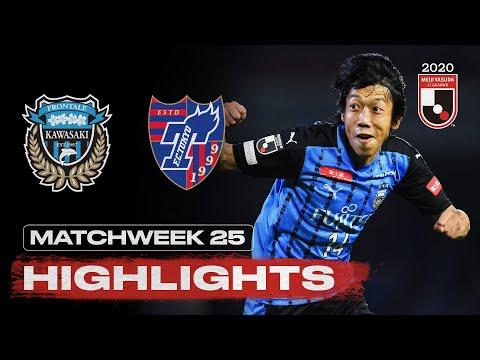 Kawasaki Frontale Tokyo Goals And Highlights