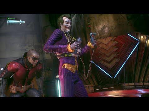 Batman: Arkham Knight - The Joker Singing