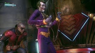 Batman: Arkham Knight - The Joker Singing