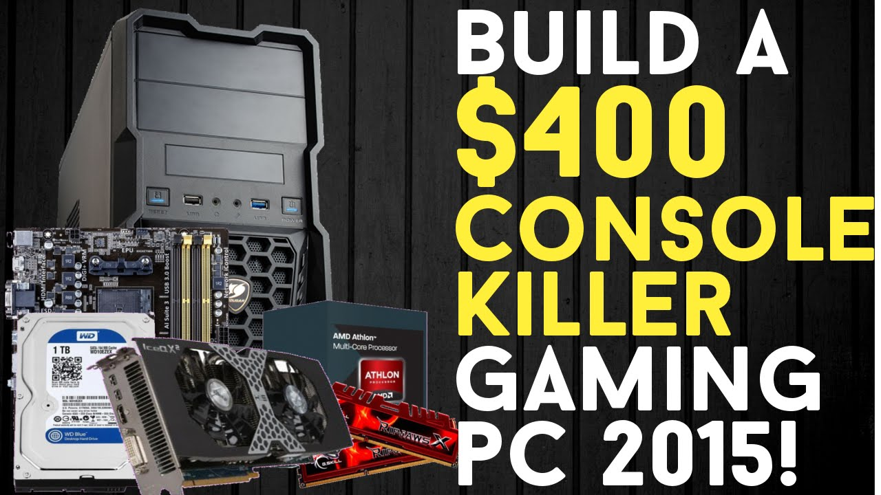 Gaming pc tips building house