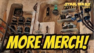 Small Merchandise from Star Wars Galaxy's Edge