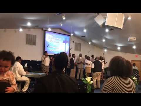 Jesus Reigns - JJ Hairston & Youthful Praise Cover Voices Of Grace Cathedral Ministries Sumter dire