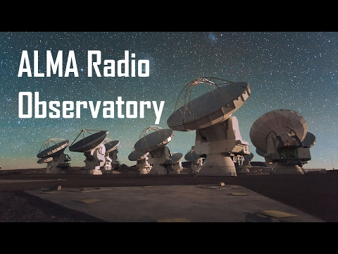 ALMA (Atacama Large Millimeter/submillimeter Array) Radio Observatory