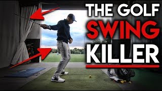 The Golf Swing Killer - What Causes Early Extension