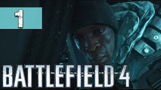 Battlefield 4 (BF4) Walkthrough Part 1 - BAKU Mission - Let's Play Series / Playthrough