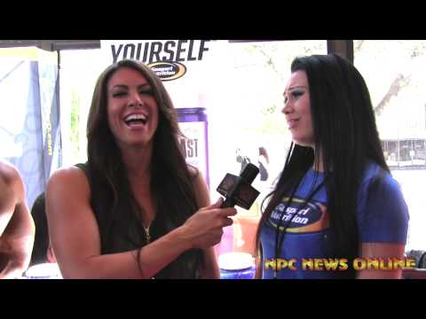 2014 NPC USA Bodybuilding Championships: Ashley Kaltwasser Interview
