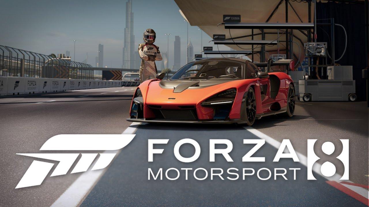 Forza Motorsport 8 Teaser Trailer Youtube