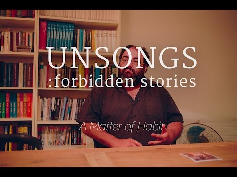 "MODDI - UNSONGS: The story behind ""A Matter of Habit"""