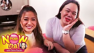 "Push Now Na: Morisette Amon admits that she is an ""OC"""