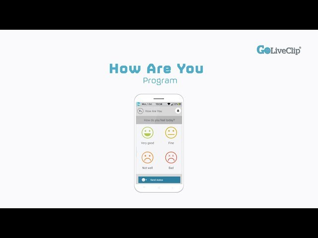 GoLivePhone How Are You Program
