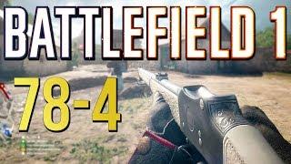 Video Battlefield 1: Martini-Henry Ownage! 78-4 (PS4 PRO Multiplayer Gameplay) download MP3, 3GP, MP4, WEBM, AVI, FLV Oktober 2018