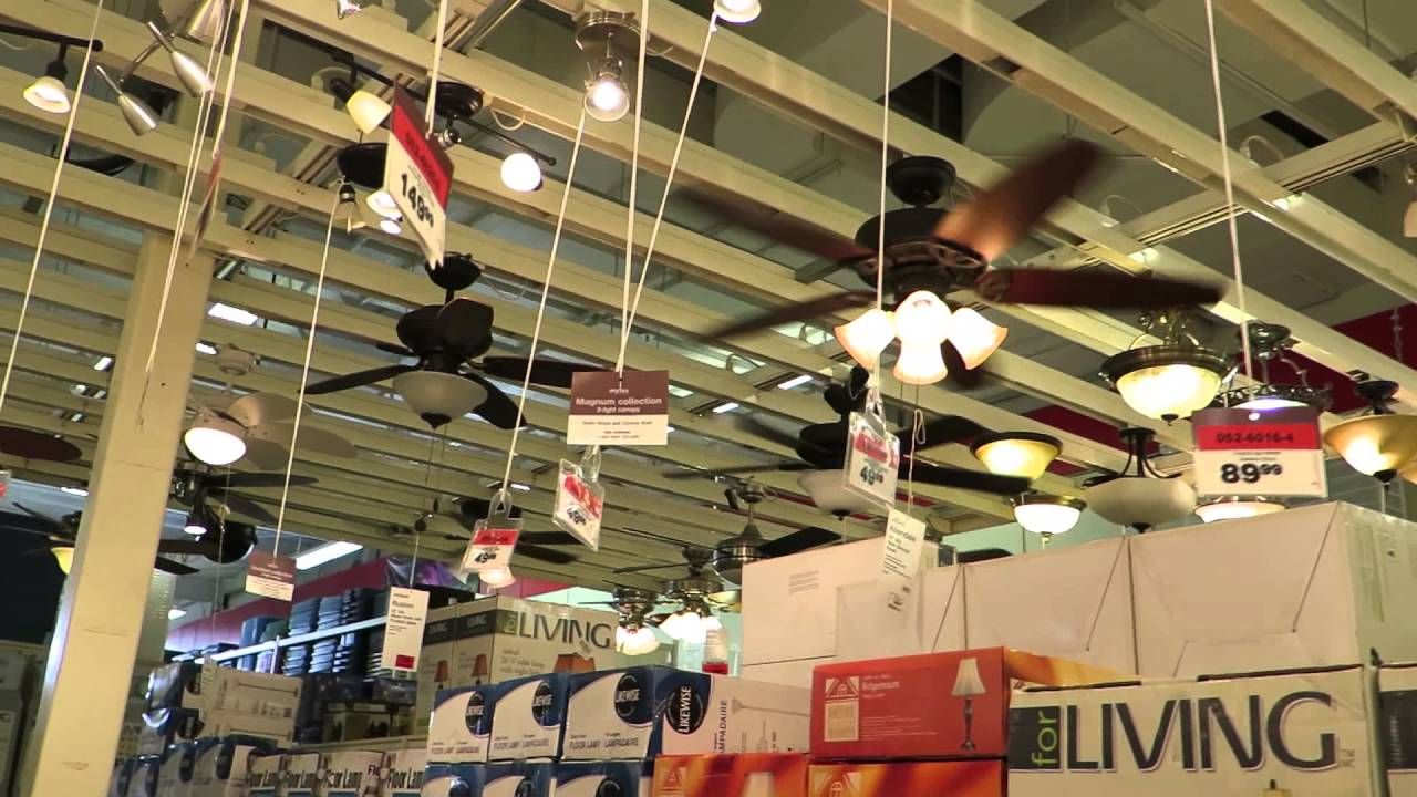 More canadian tire ceiling fans youtube mozeypictures Gallery