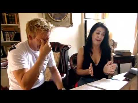 Owner Sandy is completely disorganised - Ramsay's Kitchen Nightmares