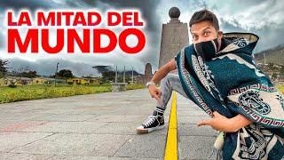 🔥 Viajé a la MITAD DEL MUNDO! 🇪🇨 Adiós Ecuador | Alex Tienda 🌎