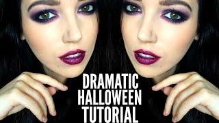 Halloween Tutorial : Dramatic Grunge | velvetgh0st ♡ Thumbnail