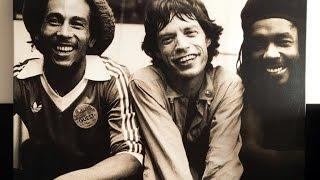 Eutisona Cuadros - Bob Marley Mick Jagger Tosh