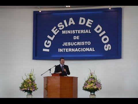 Hermano Andres Carrillo - Enseñanza - IDMJI - 08 de Diciembre 2013