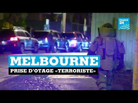 Melbourne : prise d'otage terroriste