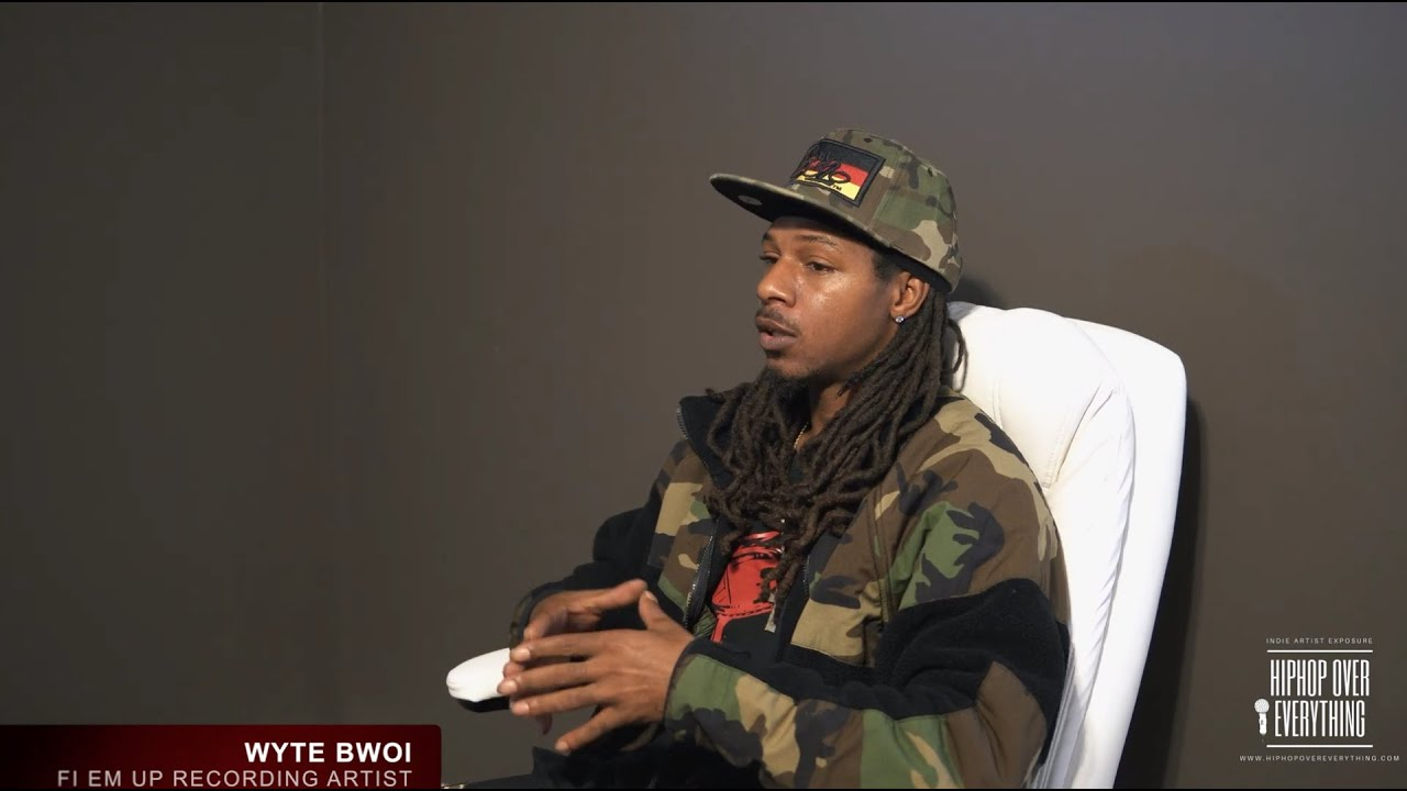 Part 1: Exclusive New Interview with Entrepreneur & CEO Wyte Bwoi of Fi Em Up Prod/I'm 2 Digital