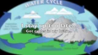 Shake It Off by Taylor Swift Parody - The Water Cycle Song