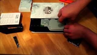 PS4 1TB SSHD Hard Drive Install Destiny Limited Edition Console - Bratboy90 - Machinima