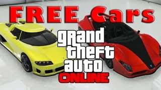 GTA Online Any Car Free Glitch Thumbnail
