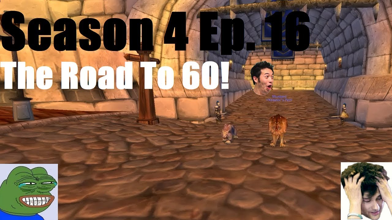 Download THE ROAD TO 60! (Season 4 Ep. 16) (WoW: Project Ascension: Draft)