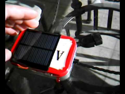 How to make a solar usb charger!