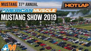 2019 AmericanMuscle Mustang Car Show Recap | World