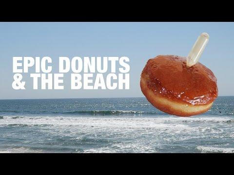 VLOG / Jesse Eats - Blue Star Donuts
