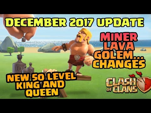DEC 2017 UPDATES ARMY CAMP LEVEL 9  AND 50 LVL  KING AND QUEEN