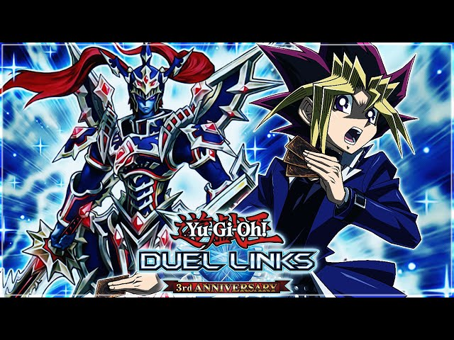 Yu-Gi-Oh! Duel Links | NEW DSOD YUGI BLACK LUSTER SOLDIER - SUPER SOLDIER SKILL! PATHWAY TO CHAOS!