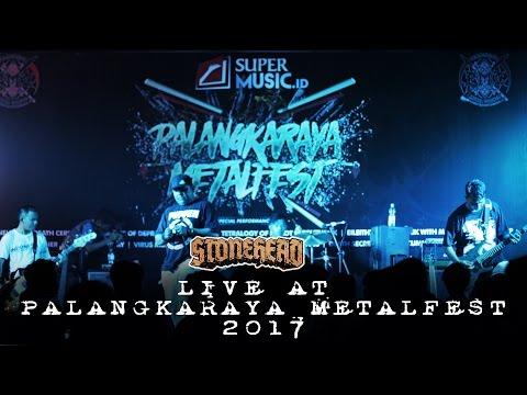 STONEHEAD_HC LIVE AT PALANGKARAYA METALFEST 2017.