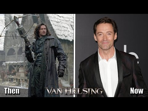 Van Helsing (2004) Cast Then And Now ★ 2019 (Before And After)