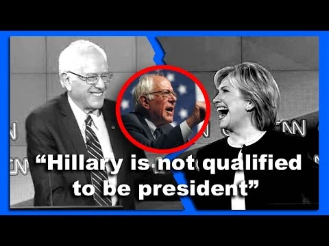 Bernie Sanders : Hillary is not qualified to be president | full speech at Philadelphia, 6th April