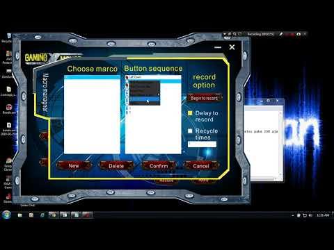 software mouse rexus g4