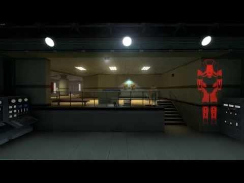 Black Mesa - HEV Suit Startup