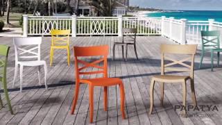 PAPATYA Дизайнерские стулья кресла и столы ПАПАТИЯ 46 sek