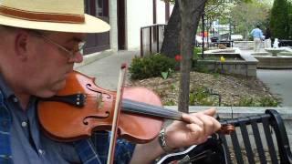Lorena (a Civil War tune) instrumental fiddle~ Hillar Bergman May 21 2011